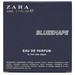 Blueshape (Zara)