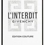 L'Interdit Édition Couture 2020 (Givenchy)