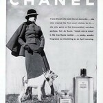 Cuir de Russie (Parfum) / Russia Leather (Chanel)