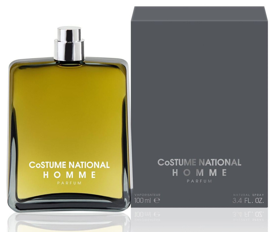 Costume National Homme Parfum Reviews And Rating