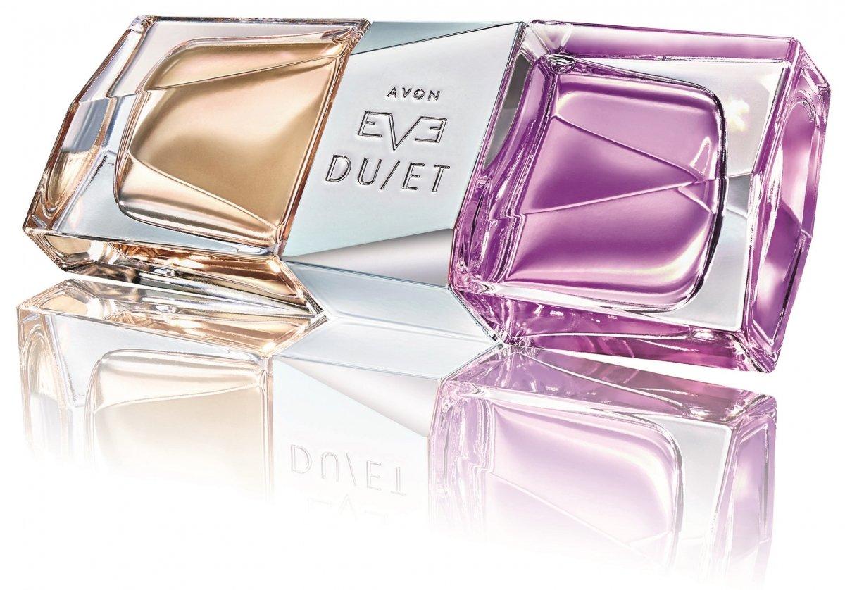 Avon eve duet купить beauty line косметика купить в