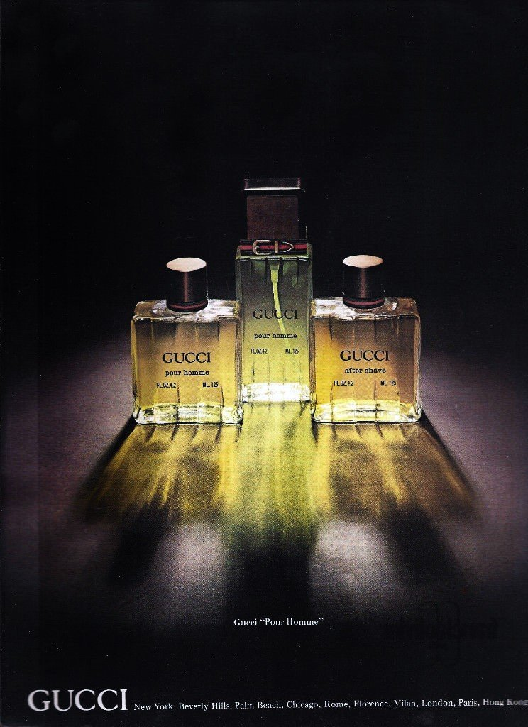 gucci pour homme 1976 eau de toilette duftbeschreibung. Black Bedroom Furniture Sets. Home Design Ideas