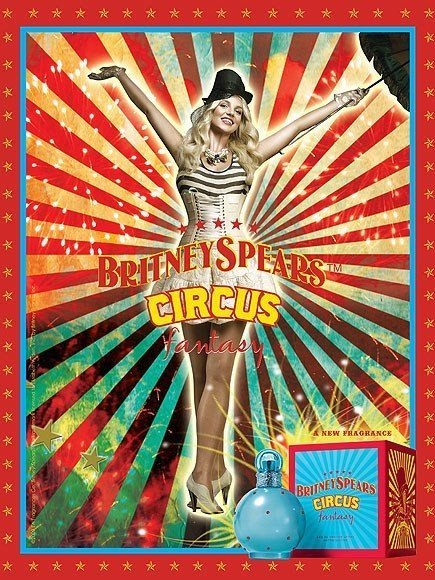 britney spears circus fantasy reviews  rating