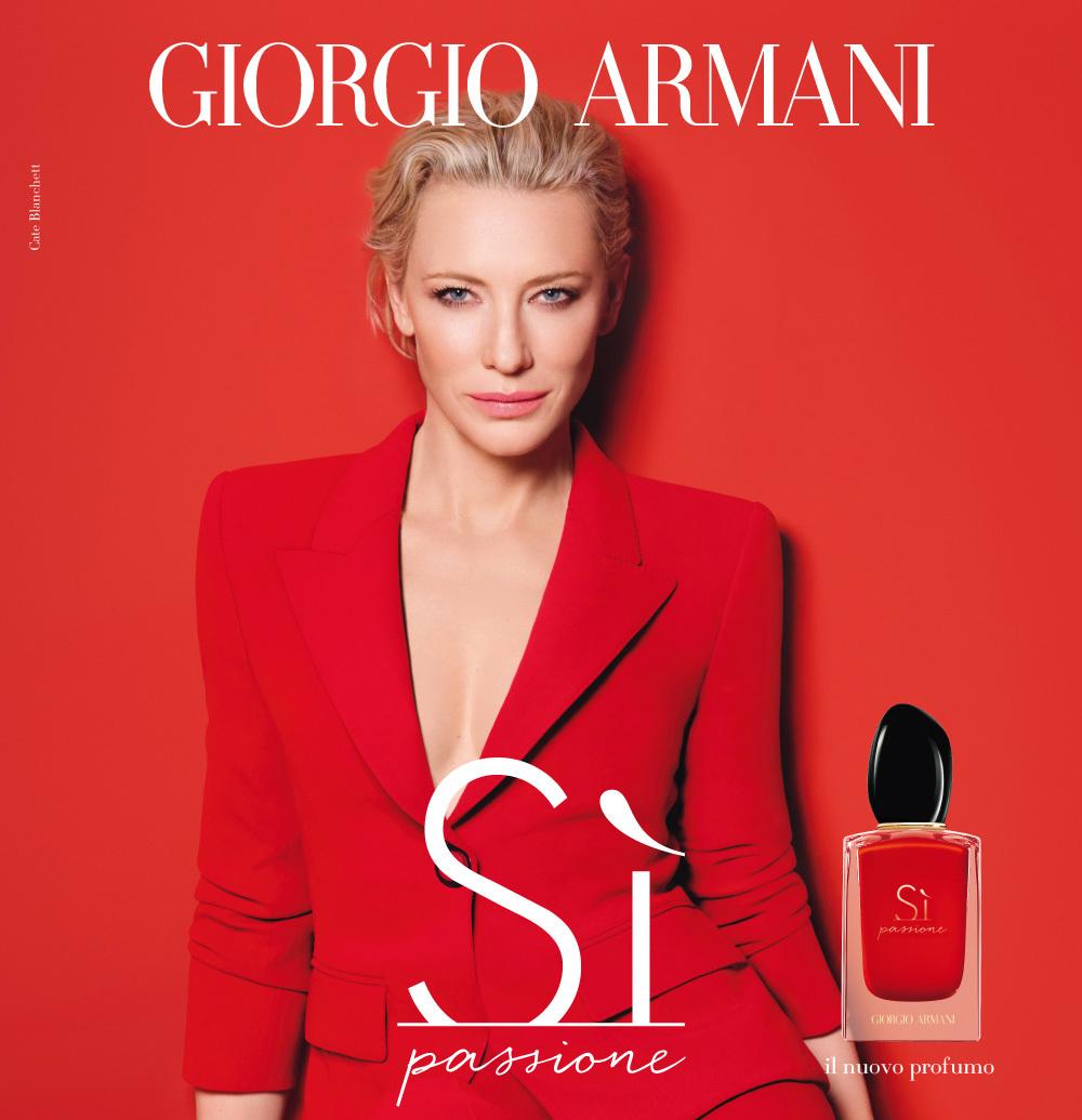 giorgio armani s236 passione reviews and rating