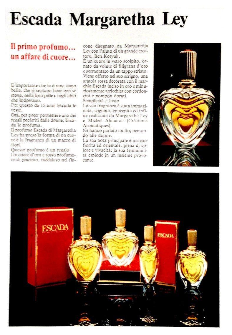 d6e54c0d8b7e ... Escada (1990)   Escada Margaretha Ley (Eau de Parfum) (Escada) ...