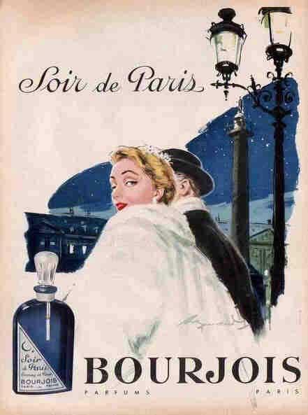 bourjois soir de paris 1928 evening in paris reviews. Black Bedroom Furniture Sets. Home Design Ideas