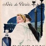 Soir de Paris (1928) / Evening in Paris (Perfume) (Bourjois)