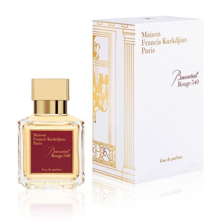 maison francis kurkdjian baccarat rouge 540 eau de parfum. Black Bedroom Furniture Sets. Home Design Ideas