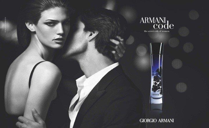Giorgio Armani Armani Code Pour Femme Eau De Parfum
