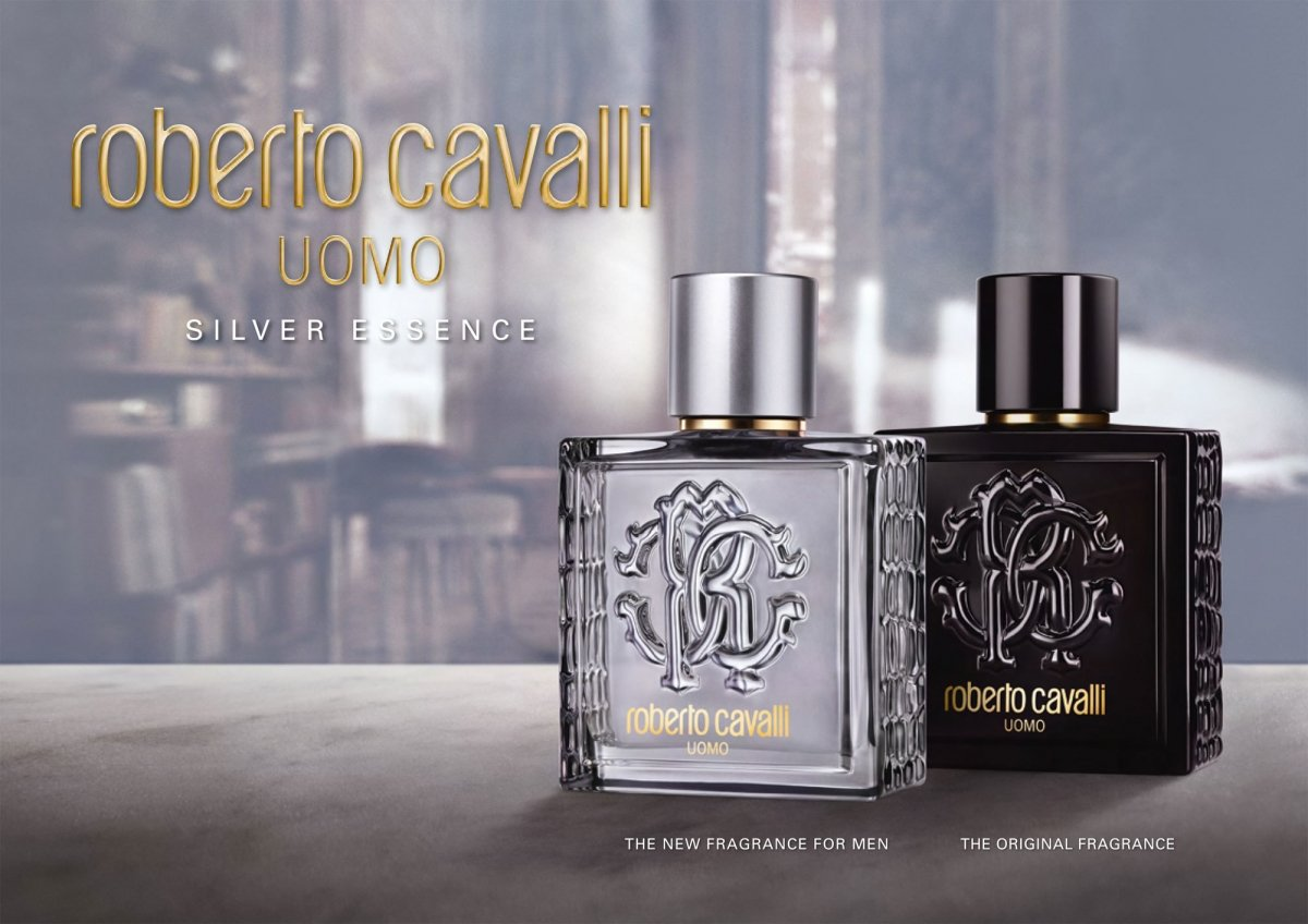 innovative design f7634 6f37d Roberto Cavalli - Uomo Silver Essence   Reviews and Rating