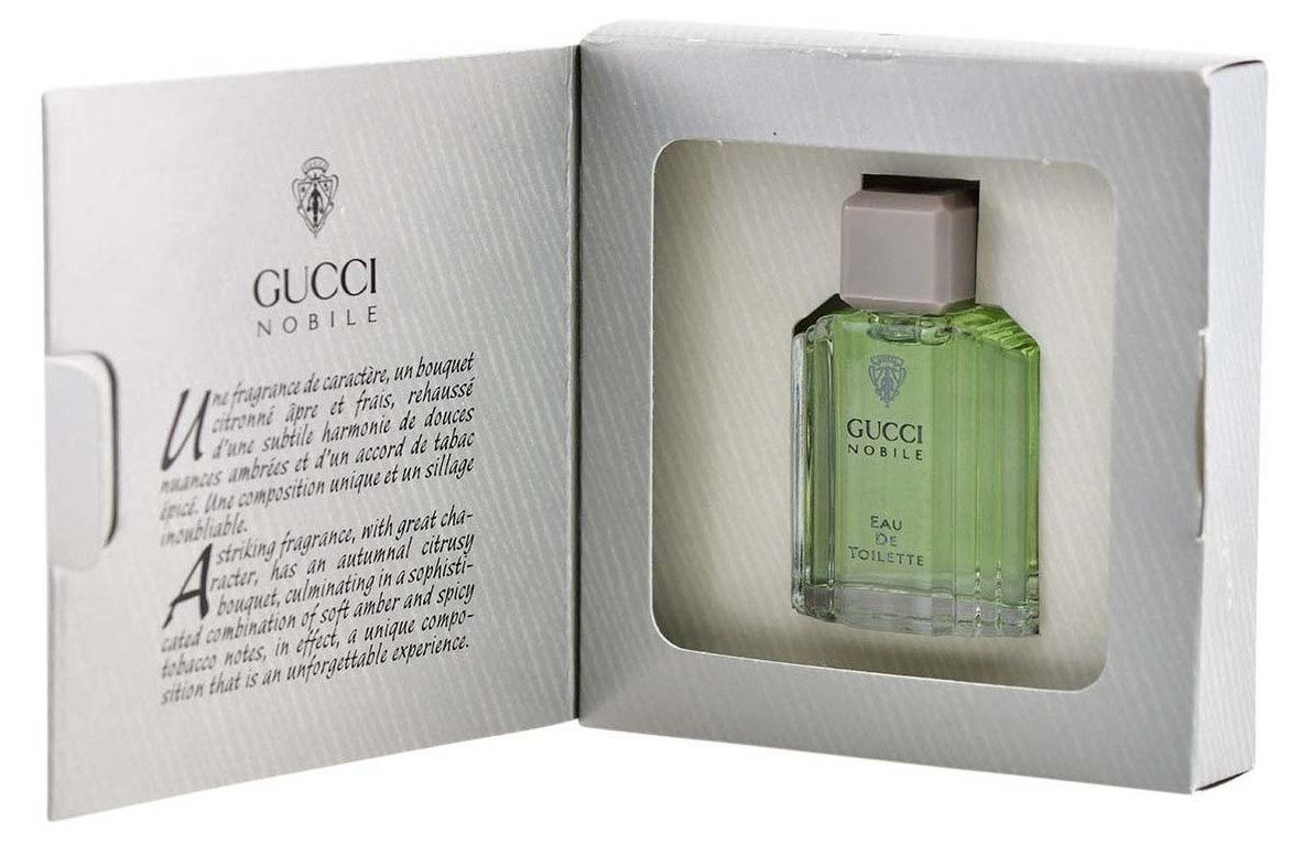 Gucci Nobile Eau De Toilette Reviews And Rating