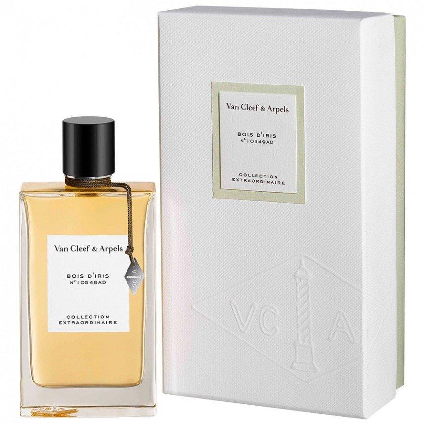 Van cleef arpels collection extraordinaire bois d 39 iris - Collection exclusive bois ...