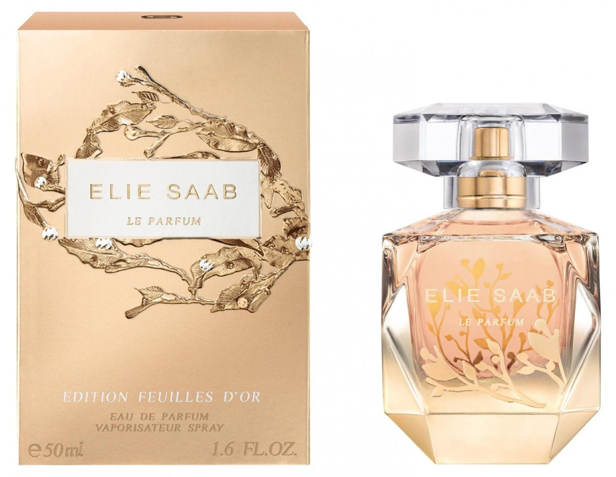 Elie Saab - Le Parfum Edition Feuilles d'Or | Reviews