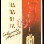 Habanita (1924) (Eau de Toilette) (Molinard)