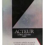 Acteur (Lotion Après Rasage) (Azzaro)