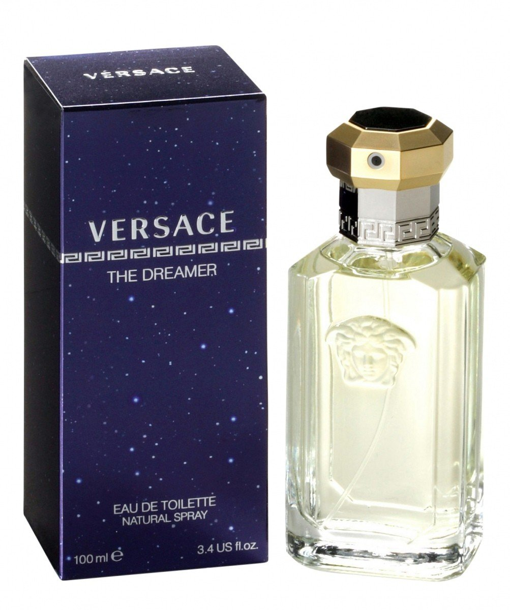 Versace the dreamer eau de toilette reviews and rating for Arrivee d eau toilette