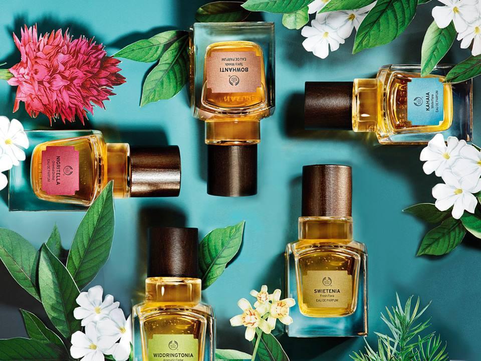 The Body Shop Nigritella Oriental Orchid Duftbeschreibung