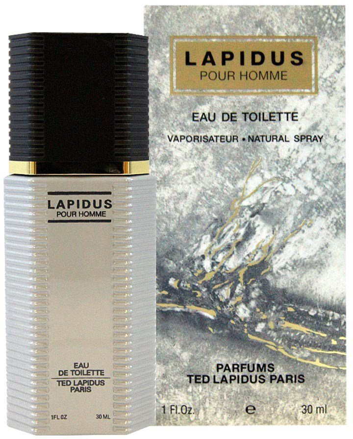 Ted Lapidus Lapidus Pour Homme Eau De Toilette Reviews