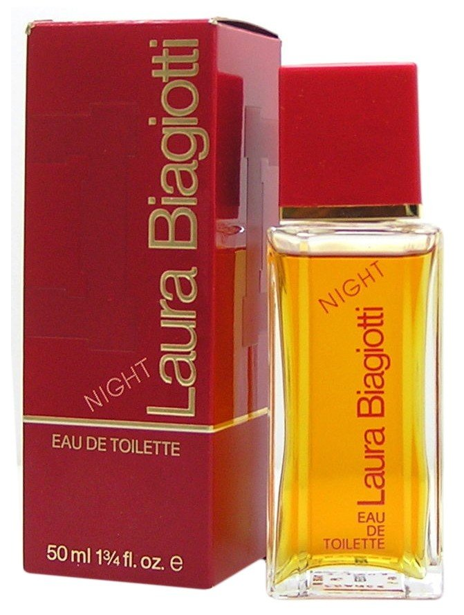 laura biagiotti night eau de toilette reviews and rating. Black Bedroom Furniture Sets. Home Design Ideas