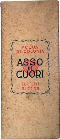 Bertelli asso di cuori as de c ur 1937 for Asso di cuori tattoo