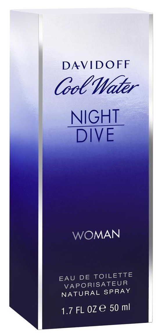 Davidoff cool water woman night dive reviews and rating - Davidoff night dive ...