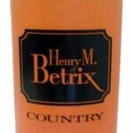 Country (Eau de Cologne) (Henry M. Betrix)