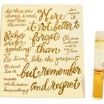 No Regrets (Eau de Toilette) (Alexandra de Markoff)