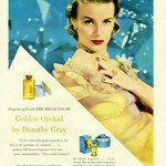 Golden Orchid (Perfume) (Dorothy Gray)