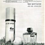 Lacoste Eau de Sport (Jean Patou)
