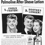 Palmolive After Shave Lotion / Rasierwasser / Lozione Dopobarba (Palmolive)
