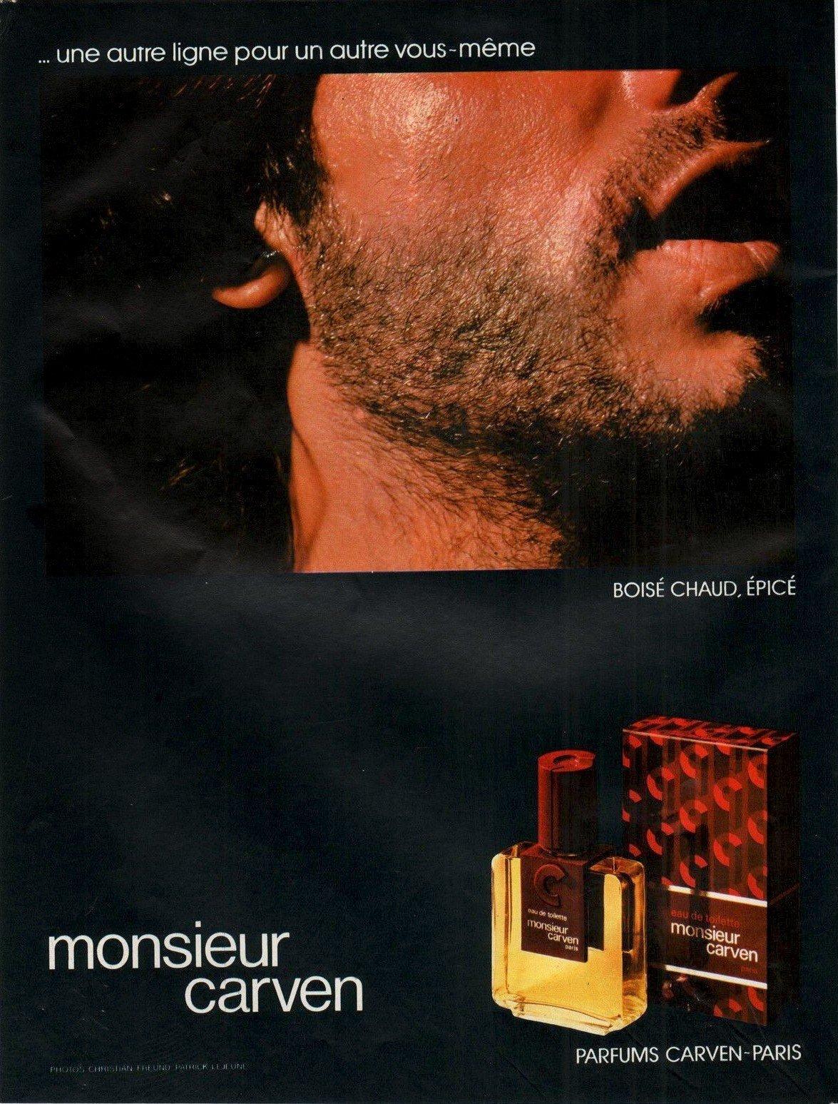 factory outlets lower price with excellent quality Monsieur Carven Carven (1978) Eau de Toilette
