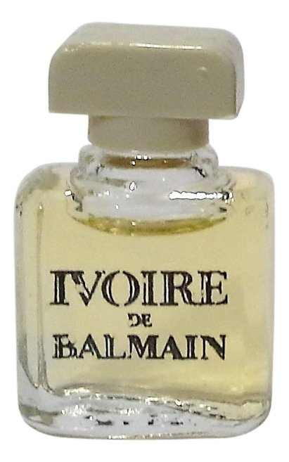balmain pierre balmain ivoire 1980 ivoire de balmain eau de toilette. Black Bedroom Furniture Sets. Home Design Ideas