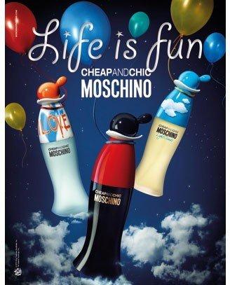 Moschino Cheap And Chic Duftbeschreibung Und Bewertung