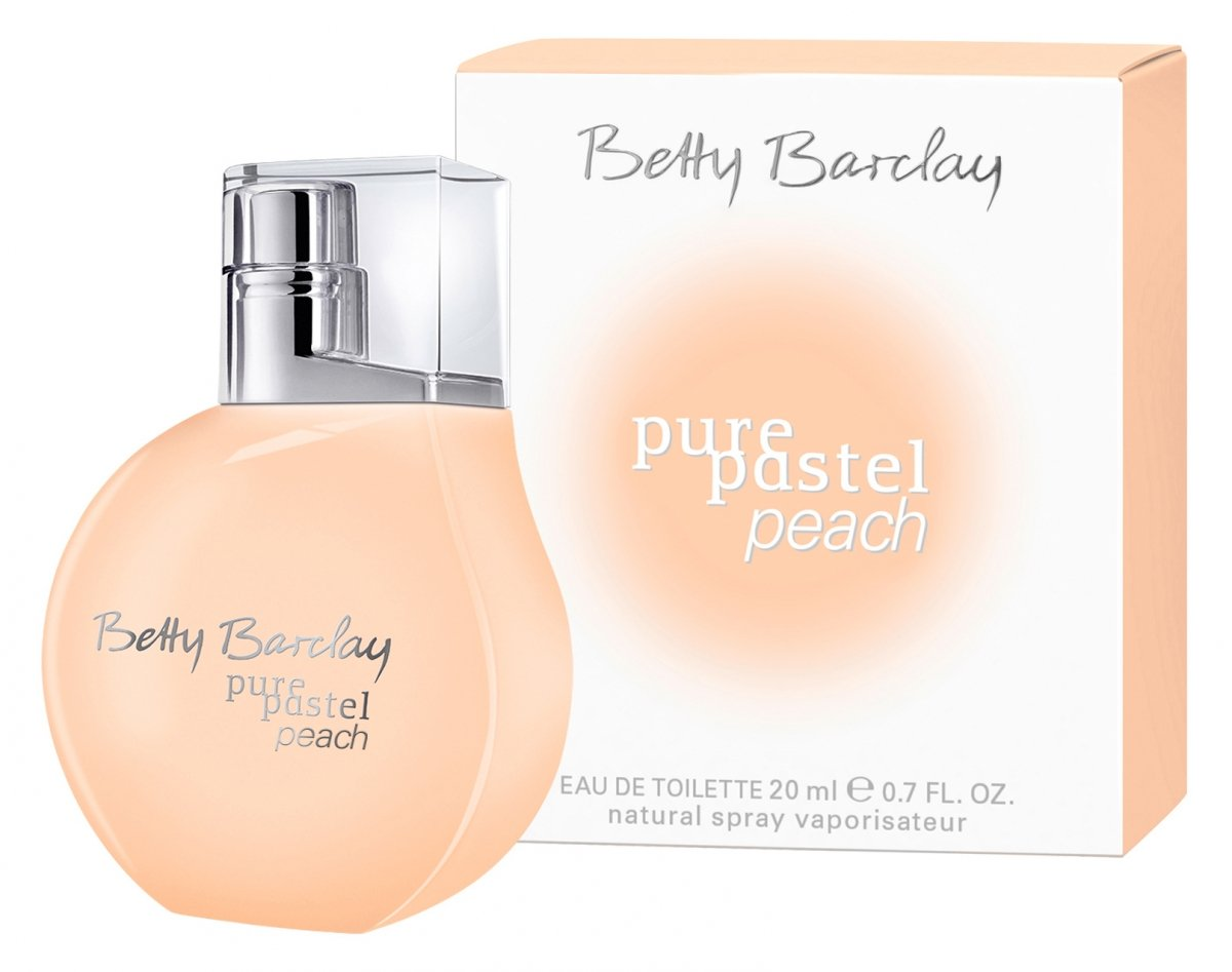 sports shoes 39388 16a8b Pure Pastel Peach Betty Barclay (2018) Eau de Toilette