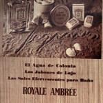 Royale Ambrée / Royal Ambree (Legrain)
