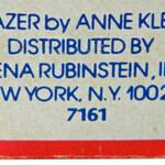 Blazer (Perfume) (Anne Klein)