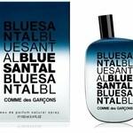Blue Invasion - Blue Santal (Comme des Garçons)