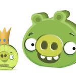 Angry Birds - King Pig (Air-Val International)
