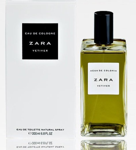 zara vetiver agua de colonia reviews and rating. Black Bedroom Furniture Sets. Home Design Ideas