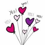 Marry Me! Love Balloons (Lanvin)