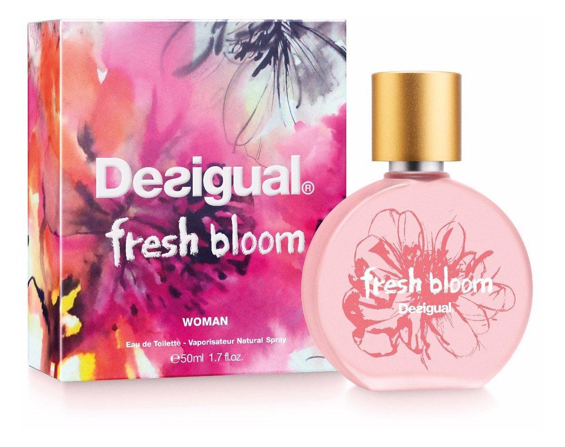 Desigual Fresh Bloom Duftbeschreibung Und Bewertung