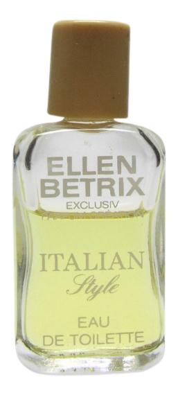Ellen Betrix - Italian Style Eau de Toilette | Duftbeschreibung