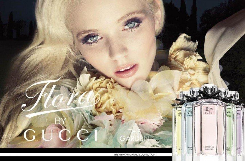 Kết quả hình ảnh cho Flora by Gucci Generous Violet Gucci for women
