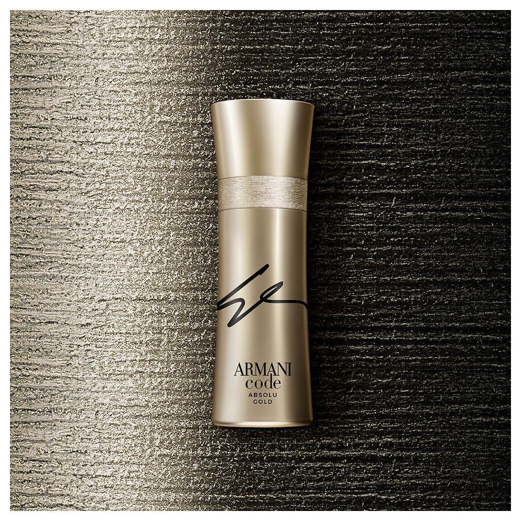 armani gold perfume