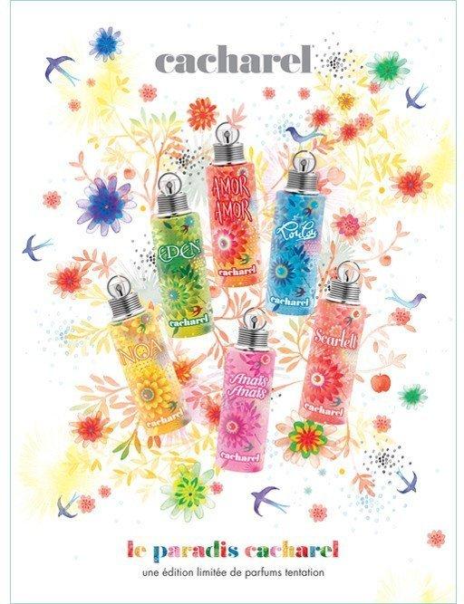 cacharel loulou eau de parfum 1987