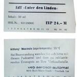 Unter den Linden (Eau de Toilette) (Florena)