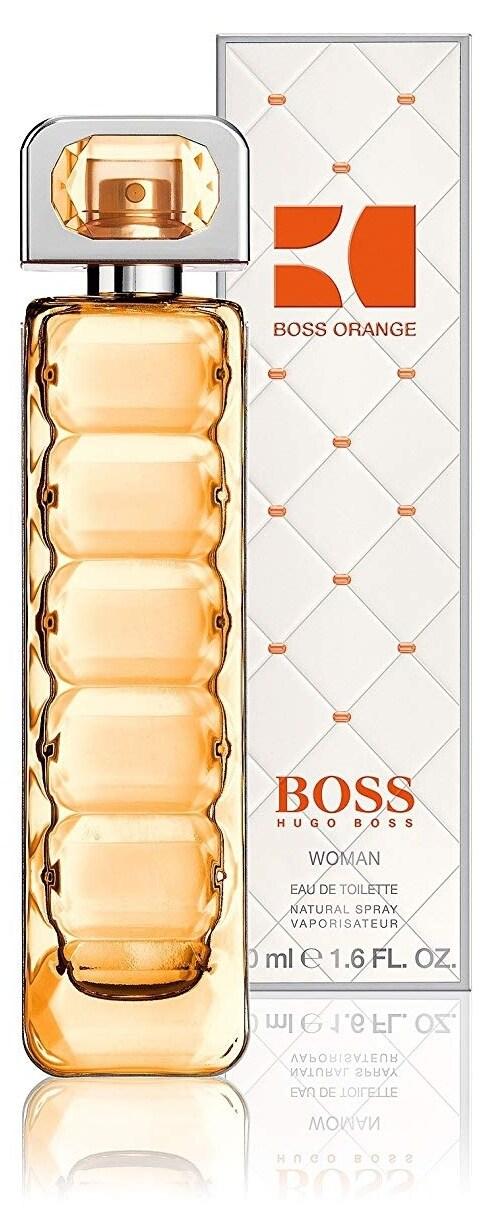 hugo boss orange woman eau de parfum