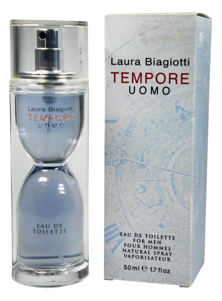 Laura biagiotti tempore uomo eau de toilette reviews for Arrivee d eau toilette