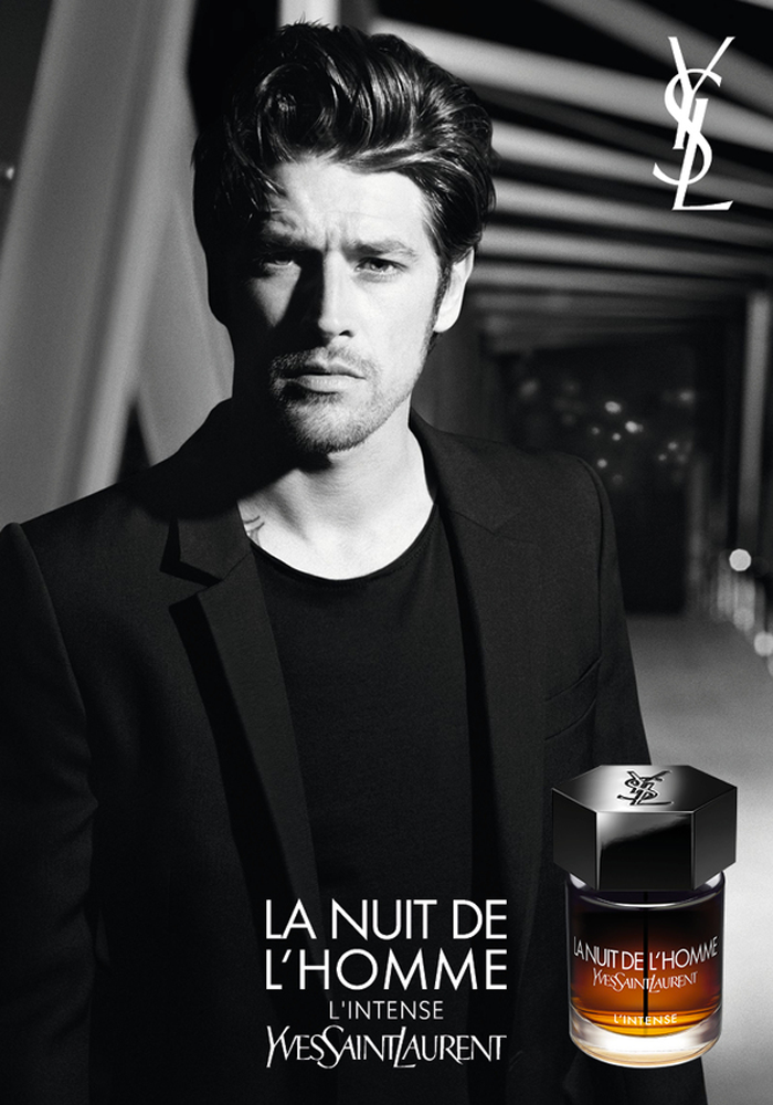 La nuit de l 39 homme l 39 intense yves saint laurent 2015 for Miroir yves saint laurent