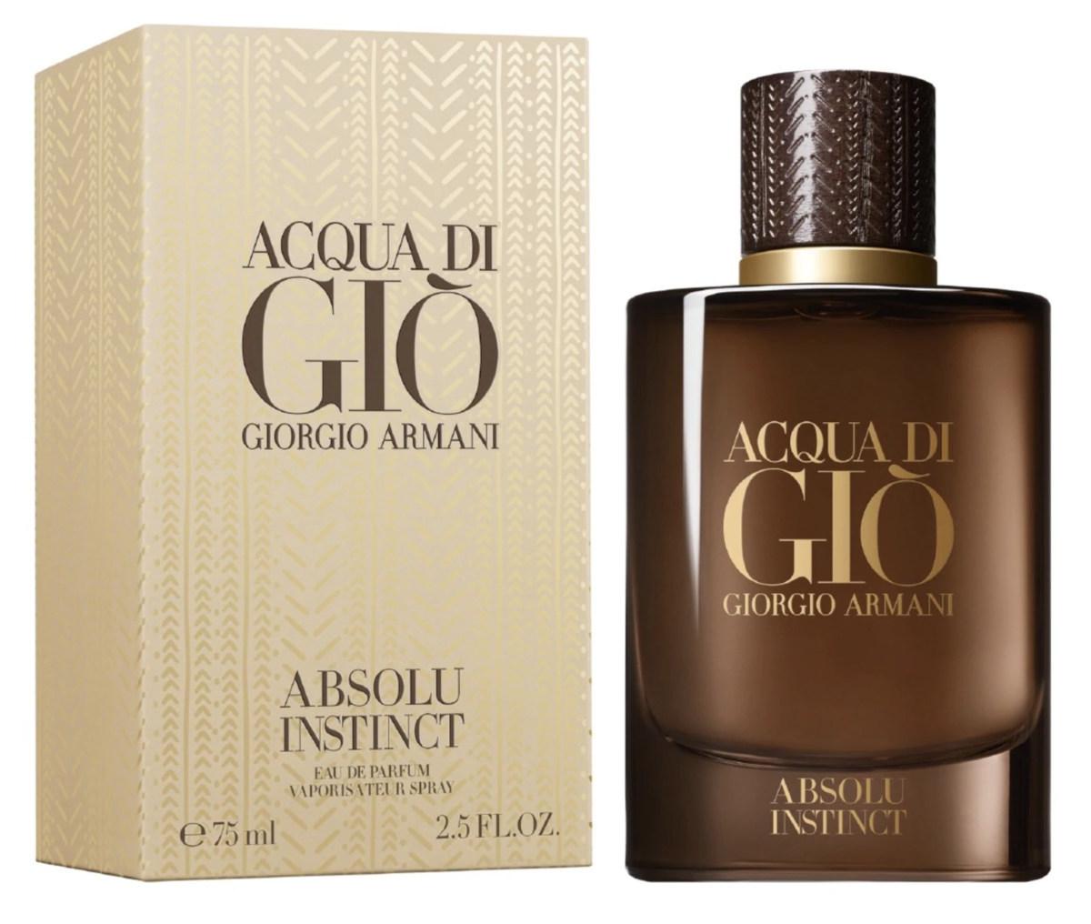 Giorgio Armani Acqua Di Giò Absolu Instinct Reviews